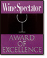 Wine Spectators Award