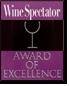 Wine Spectators Award